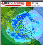 Ứng dụng sản phẩm của Ra đa JMA-272 dự báo, cảnh báo các hiện tượng thời tiết nguy hiểm